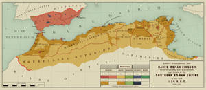 The Southern Roman Empire, 1526 ARC