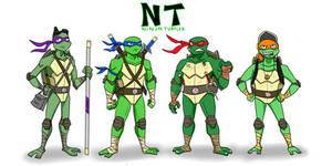 NT: Ninja Turtles