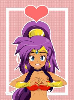 FA: Shantae Heart