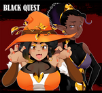 Black Witch and Black Elf