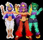 C:  Shantae Surrender