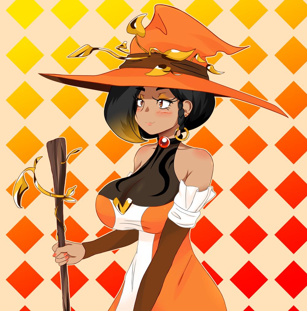 Black Witch 003