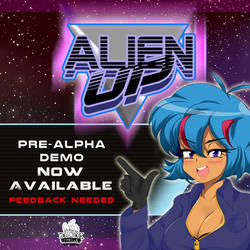 Alien Up demo available