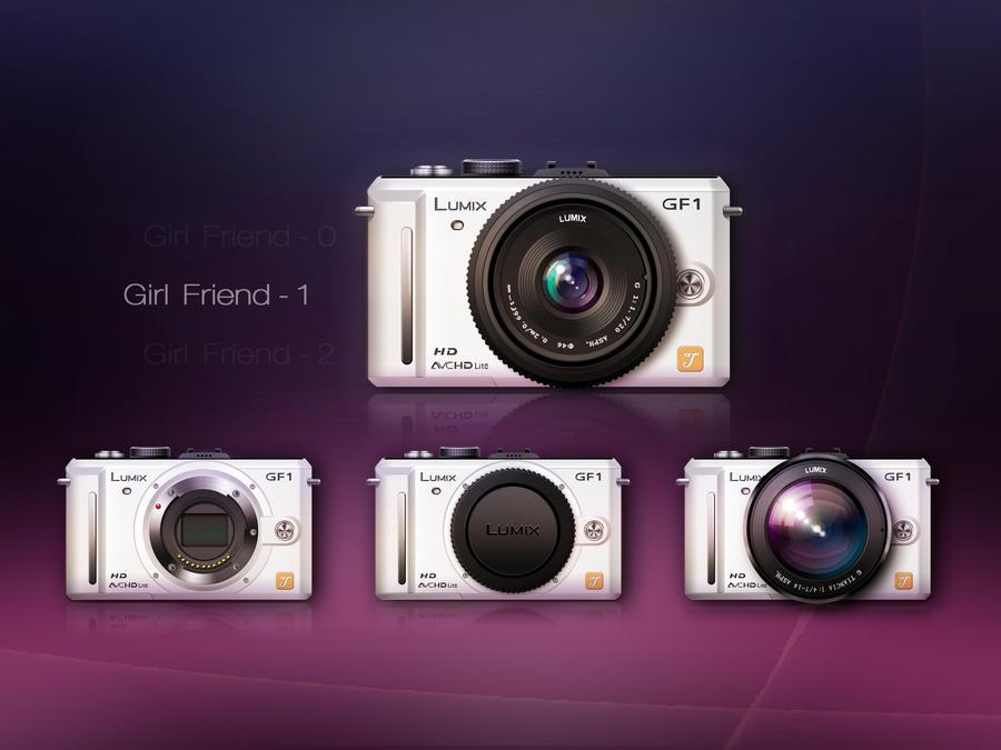 GFI camera by tiancia