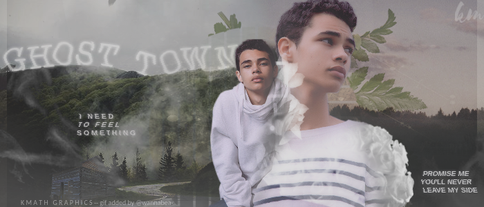 Ghost Town Signature/Banner by smoke-weed-thehippie