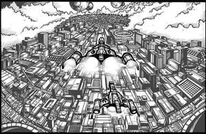 magnus scene old comic by petipoa