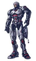 Robocop by petipoa