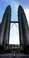 Malaysian Twins by aajohan
