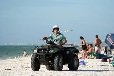 Beach Cop
