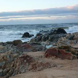 Atlantic ocean II by adorell