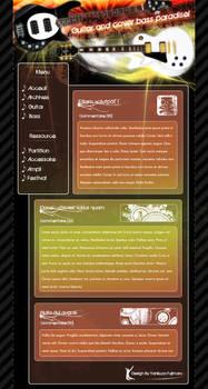 Webdesign Rock'n'Roll
