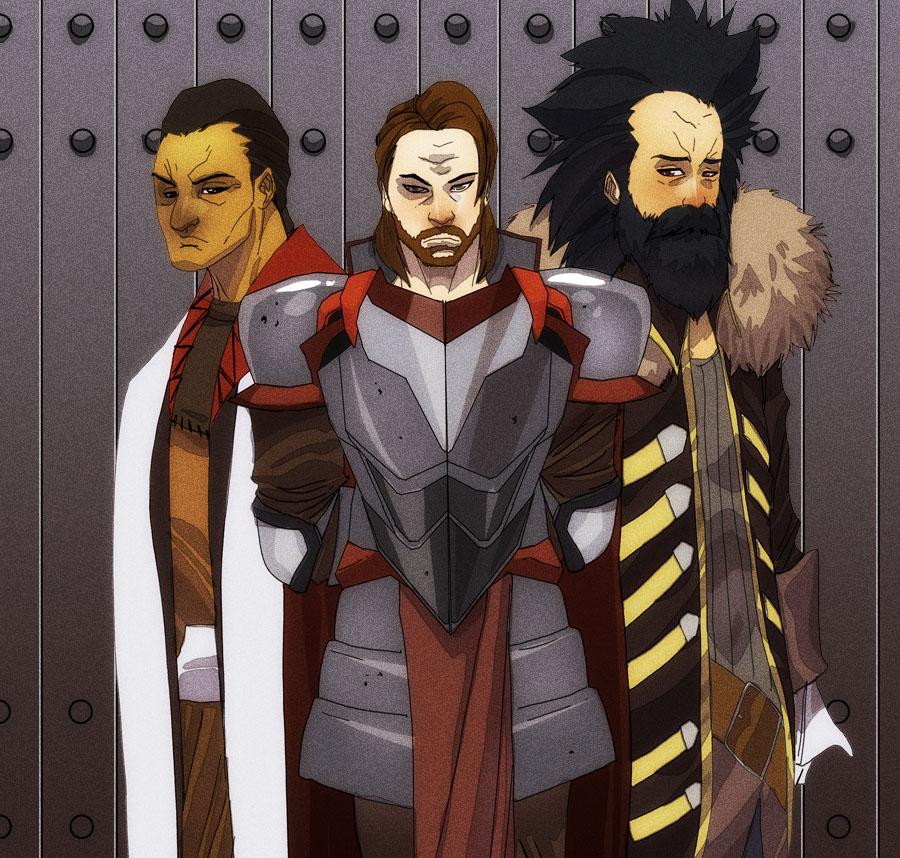 3 kings by felime