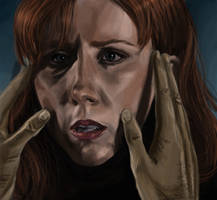 Donna Noble by syccas