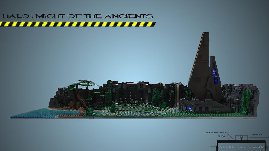 Halo: Might of the Ancients (Main) by ChrisM38
