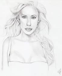 Chrstina Aguilera by rafhaelr