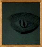 A Dragon's Eye by omariftekhar