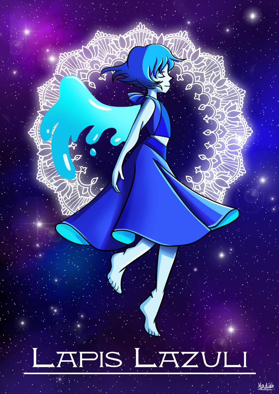 Lapis Lazuli Steven Universe Galaxy Wallpaper Wp4205746 Live HD Desktop Wallpapers Source Su Iphone Best