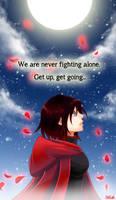 RWBY - Keep Moving Forward