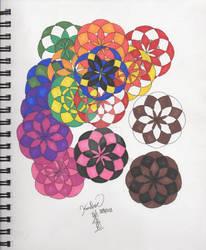 Various Color Designs I