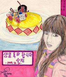 Suzy the Birthday Girl