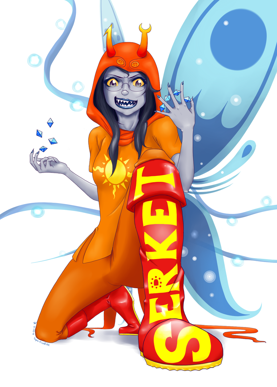 Serket! by Topaz-Fire