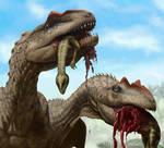 Allosaurus europaeus