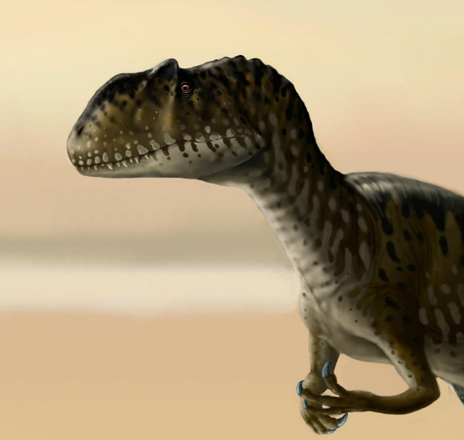 RS R3 F2: Tyrannotitan vs Yangchuanosaurus - Dinosaurs Forum