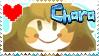 Chara Stamp -+Undertale+- by BlueBirdVSmc