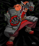 Red Devil of Sector Seven