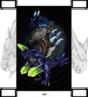 MH: The Chosen Few by LynxKano