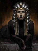 Sphinx_1218 by NyutaValerius