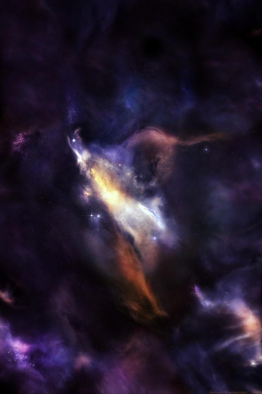 Clockwork Nebulae by nightcom