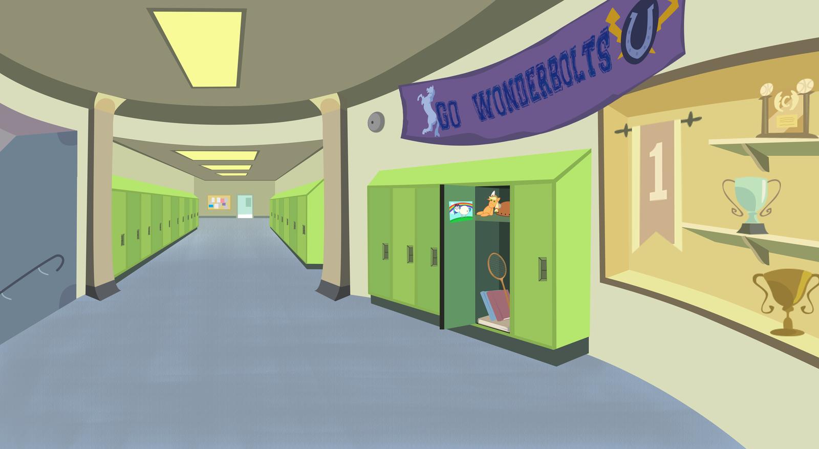 school hallway clip art - photo #14