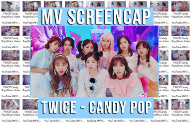 TWICE - Candy Pop MV ScreenCap by memiecute