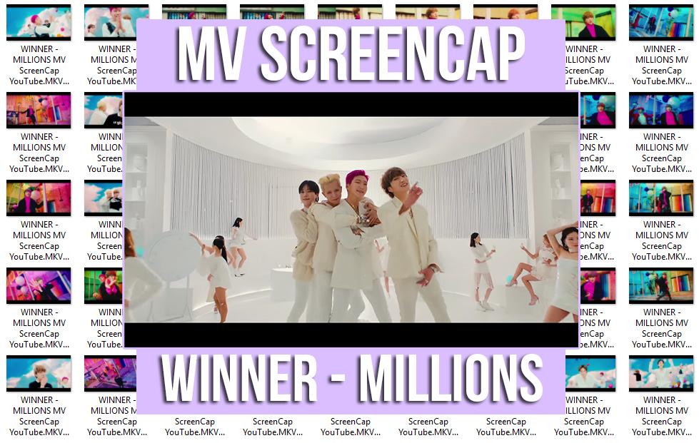 WINNER - MILLIONS MV ScreenCap by memiecute on DeviantArt