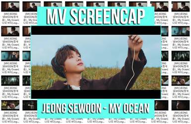 JEONG SEWOON - My Ocean MV ScreenCap by memiecute