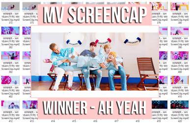 WINNER - AH YEAH MV ScreenCap