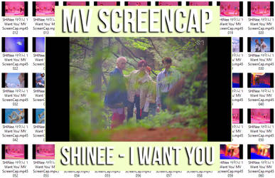 SHINee - I Want You MV ScreenCap