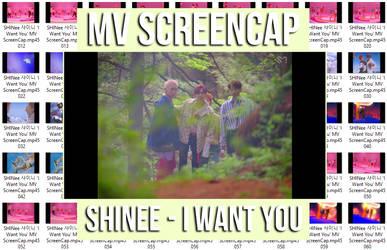 SHINee - I Want You MV ScreenCap