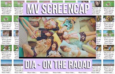 DIA - On the road MV ScreenCap by memiecute