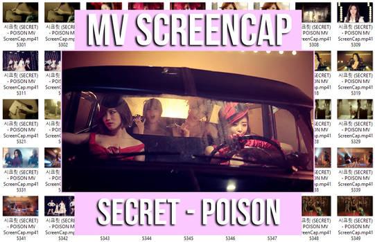 SECRET - POISON MV ScreenCap by memiecute