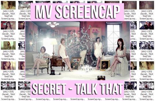 SECRET - TALK THAT MV ScreenCap by memiecute