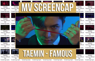 TAEMIN - Famous MV ScreenCap