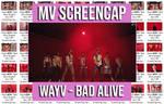 WayV - Bad Alive MV ScreenCap