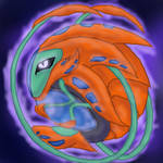 Deoxys -Core Forme-