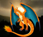 Charizard - Burning Spirit