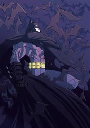 Batman New 52 by J0N-Lankry