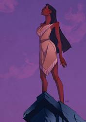 Disney Instants - Pocahontas by J0N-Lankry