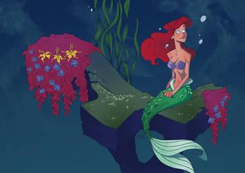 Disney Instants - The Little Mermaid by J0N-Lankry