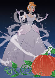 Disney Instants - Cinderella by J0N-Lankry
